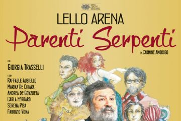 "Lello Arena in ""Parenti Serpenti"""